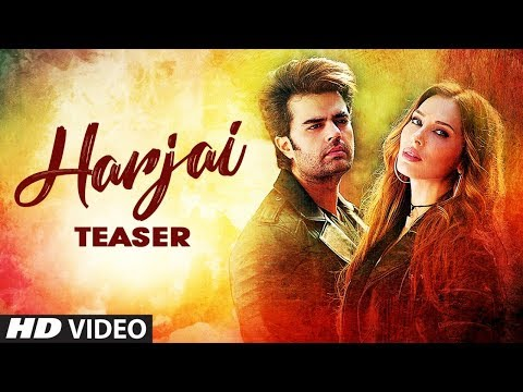 Official Teaser: Harjai Song | Maniesh Paul, Iulia Vantur & Sachin Gupta | Releasing ►17th January