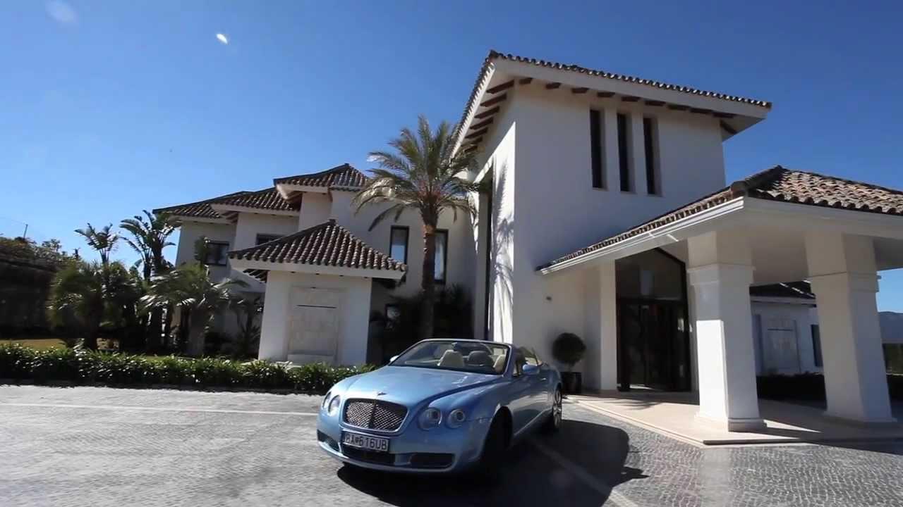 Luxury Villa for sale in La Zagaleta Marbella Spain   YouTube
