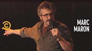 Marc Maron - Thinky Pain - Little League Psychodrama  - Uncensored