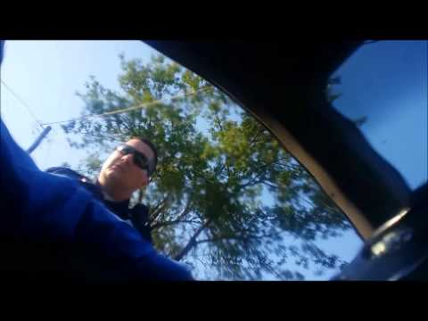 Pulled over for flipping off a Faribault city cop