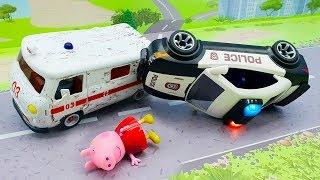 Мультики для детей про машинки с игрушками все серии подряд! Лучшие игрушечные мультфильмы 2019 года