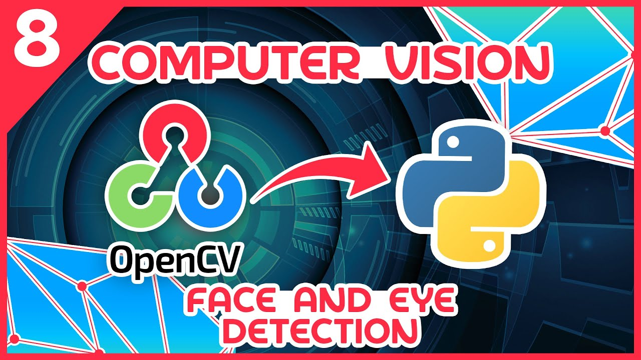 OpenCV Python Tutorial - Face and Eye Detection