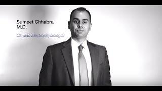 HeartPlace Dr. Sumeet Chhabra on Cardiac Electrophysiology