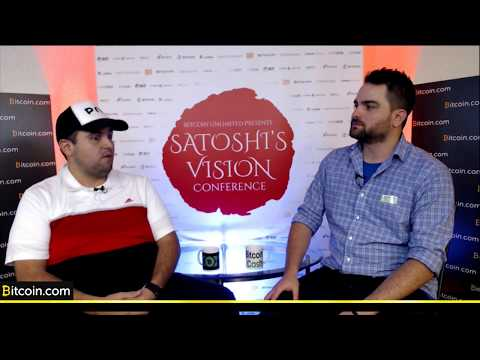 Interview with VaKaNo, Bitcoin Cash evangelist from Colombia | Satoshi's Vision Conference