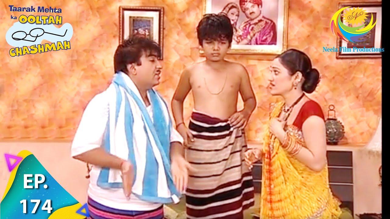 Download Taarak Mehta Ka Ooltah Chashmah - Episode 174 - Full Episode