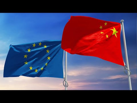 The Point: China overtakes the U.S. as EU's top trading partner