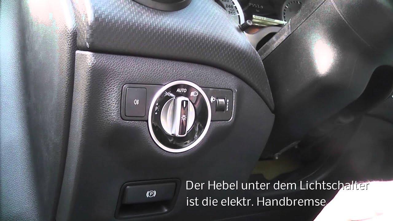 Auto kennenlernen