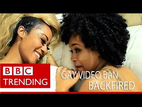 How Kenya's 'gay love' video ban backfired - BBC Trending
