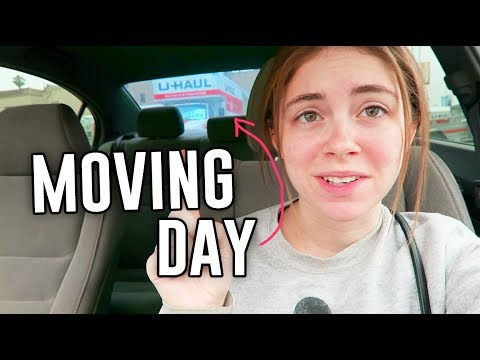 ITS MOVING DAY!! // Jill Cimorelli
