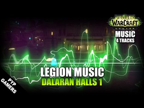 [#MUSIC] Dalaran Halls 1  | World of Warcraft: Legion Soundtrack