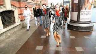 2011.09.01, Chazzmim girls in Saint-Petersburg, Russia