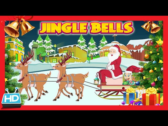 JINGLE BELLS JINGLE BELLS jingle all the way with Lyrics