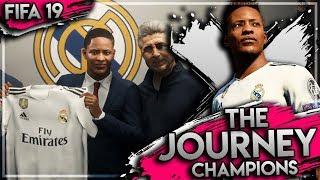FIFA 19: VORSTELLUNG BEI REAL MADRID !! 😱🔥 | THE JOURNEY 3 CHAMPIONS | Deutsch Part 4