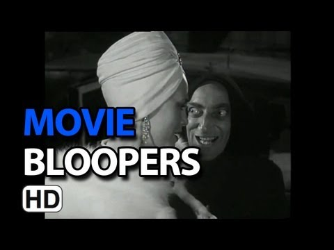 Young Frankenstein (1974) Bloopers Outtakes Gag Reel