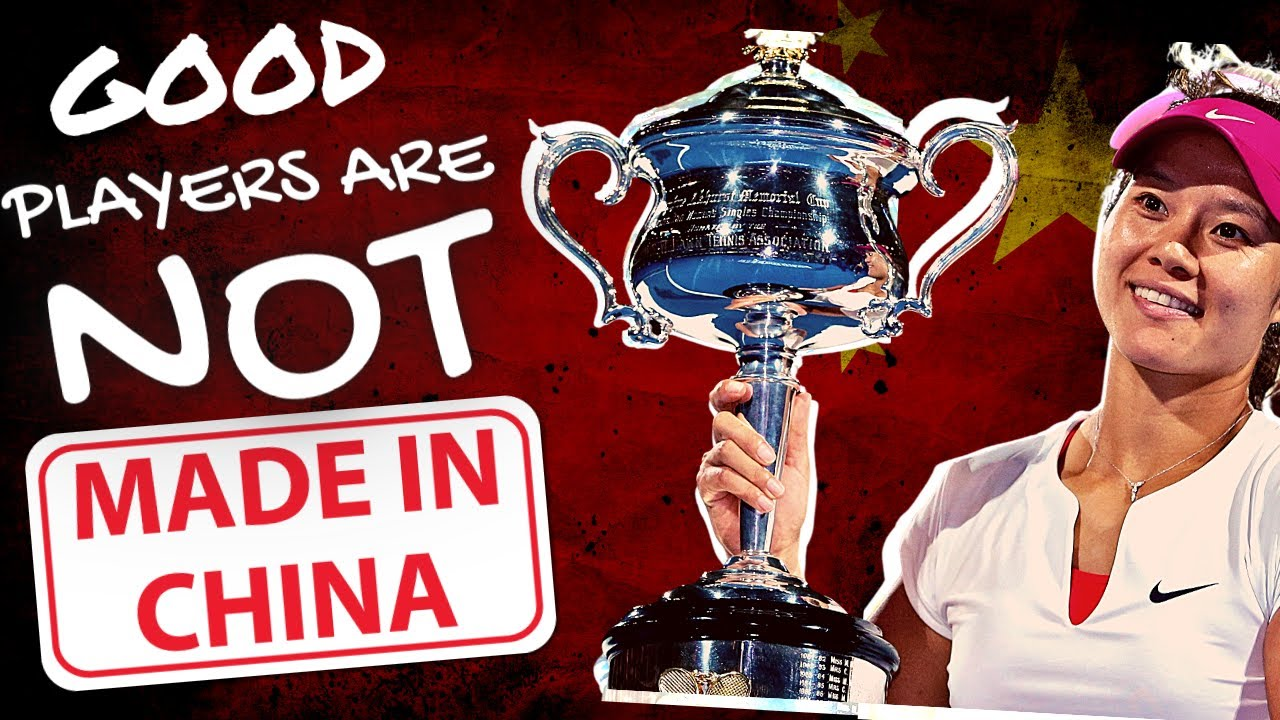 Why Professional Tennis is Broken in China