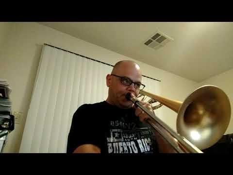 Lead Trombone on salsa version of Despacito