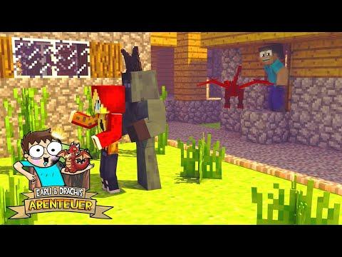 Rotkäppchen und der böse Wolf! - Earli & Drachi's Abenteuer #09