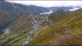 Самое высокогорное село в Дагестане.