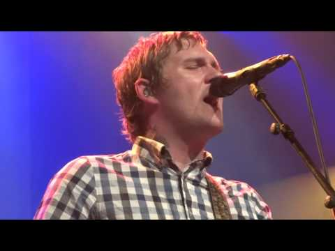 "The Gaslight Anthem cover ""Once Upon a Time"" @ TivoliVredenburg Utrecht 26 August 2015"
