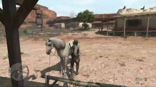 Red Dead Redemption - Heading South on a White Bronco Achievement Guide