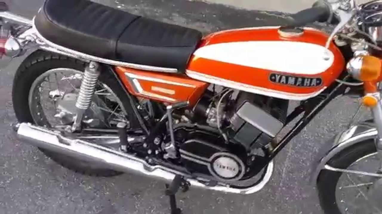 1971 yamaha r5 [ 1280 x 720 Pixel ]