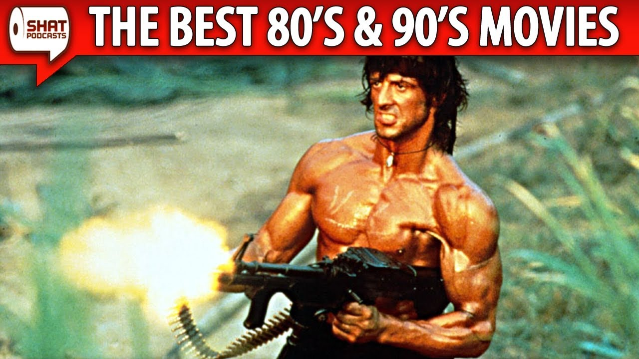 Rambo First Blood Part Ii 1985 Best Movies Of The 80s 90s Review Youtube