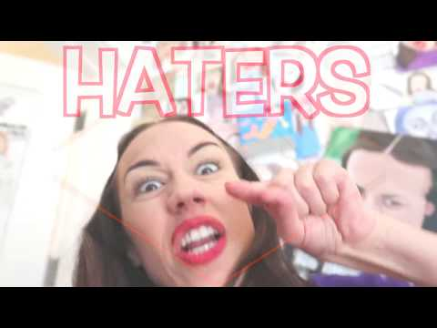 HATERS BACK OFF – Miranda Sings (Official Video)