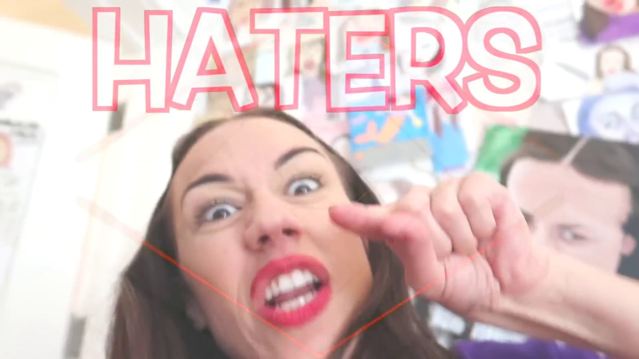 Download HATERS BACK OFF - Miranda Sings (Official Video)