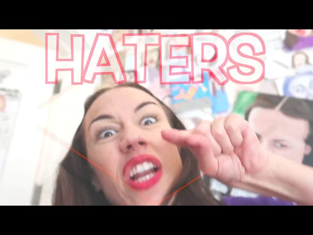 HATERS BACK OFF - Miranda Sings (Official Video)