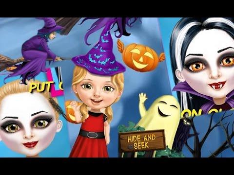 Sweet Baby Girl Halloween