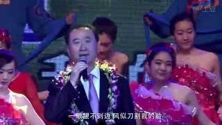 大连万达2015年集团年会 王健林董事长年会献歌 西海情歌 Dalian Wanda Group 2015 Conference Chairman Wang Jianlin Singing thumbnail