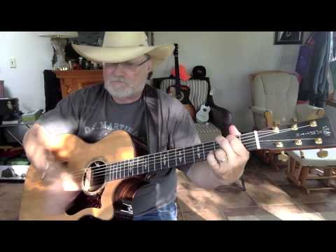 45b -  Act Naturally -  Beatles vocal & acoustic cover & chords