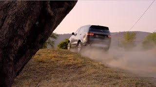 Land Rover Discovery - Terrain Response