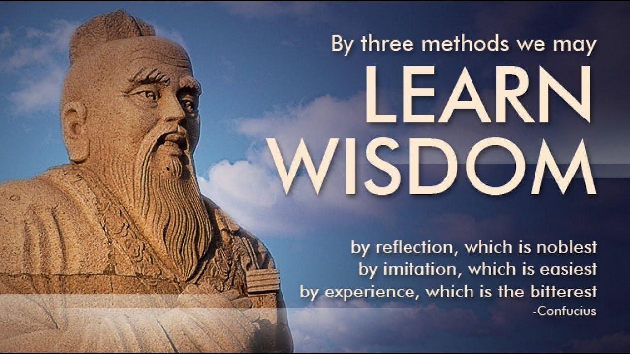 Confucius Quotes: Confucius Biography