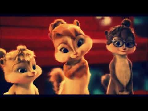 Alvin e os esquilos cantando Coisinha do Pai Beth Carvalho