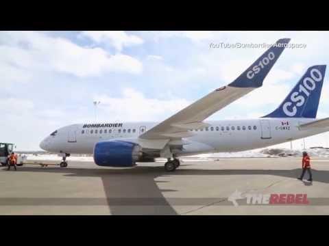 The Ezra Levant Show: Best of... Bombardier