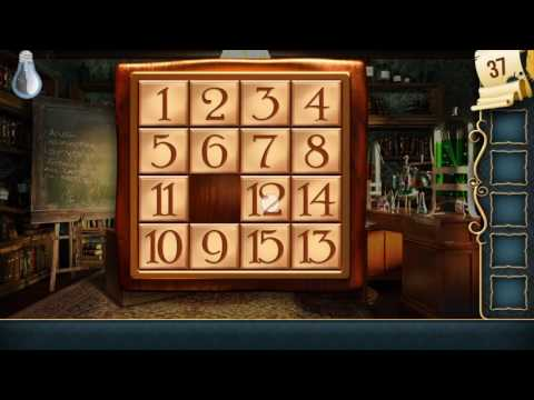 100 Doors Escape Mansion of Puzzles level 37. 100 дверей. Дом головоломок уровень 37