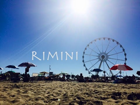Vlog - Rimini, Włochy | lipiec 2016 | Cebulove