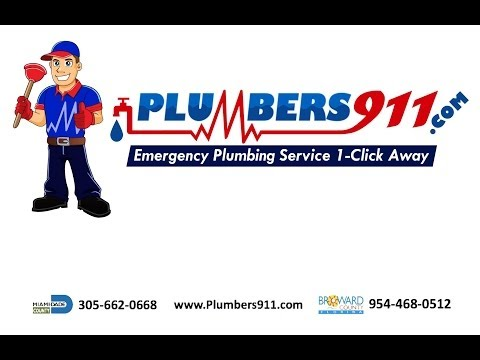 Miami Springs FL Plumber Provides Trusted Emergency Services in Dade County | Call 305-662-0668