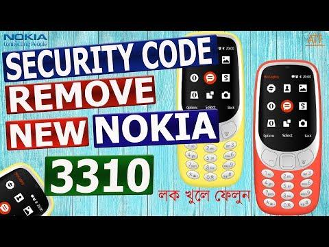 Nokia 3310 Factory Reset | Unlock Nokia 3310 Security PIN - 99Media