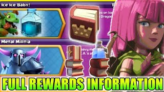 COC Upcoming : Mini Militia and Ice Baby Events Rewards Details|| Coc Leaks