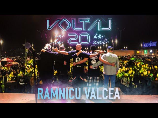 Voltaj - Ca la 20 de ani Tour @ Ramnicu Valcea