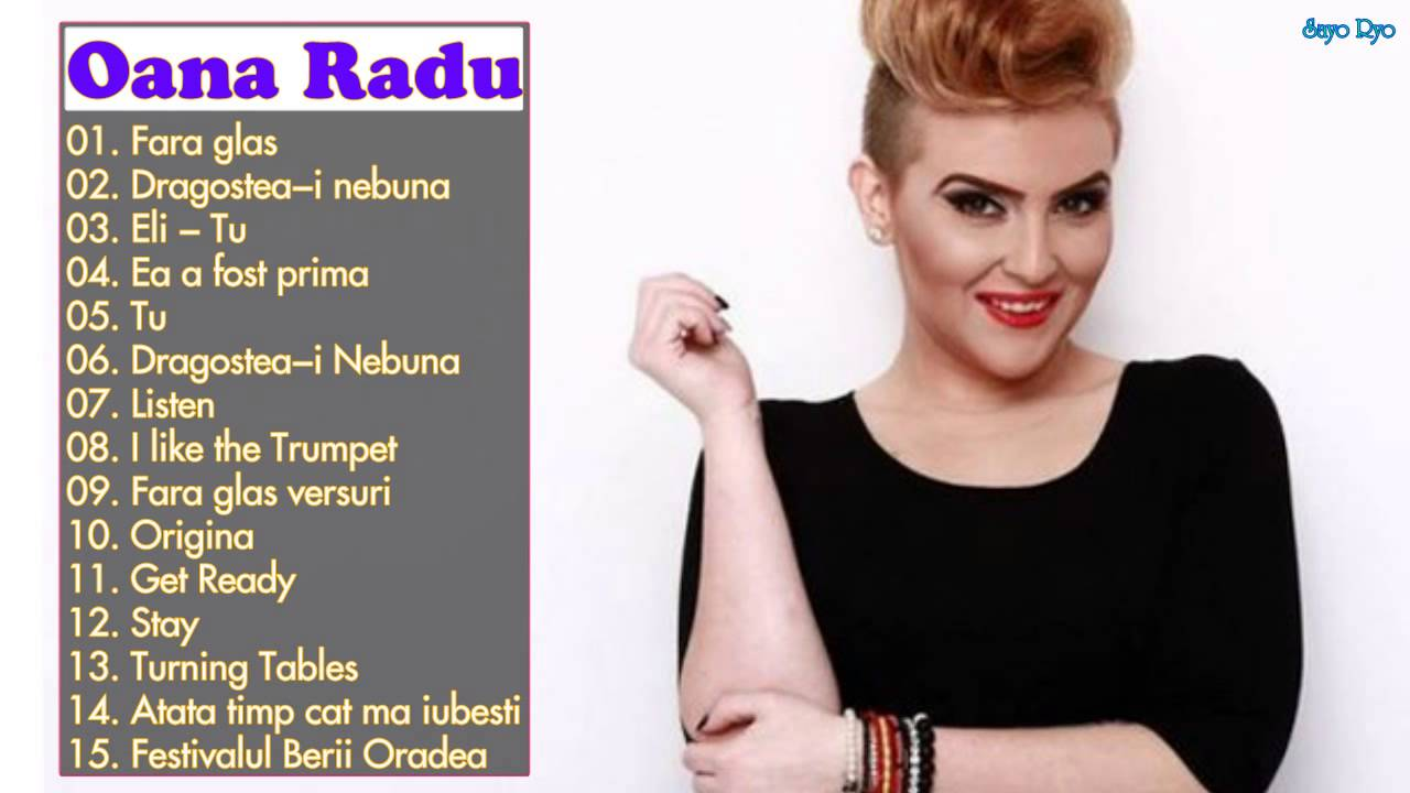 Oana Radu SUPER HITURI 2015 COLAJ    Oana Radu MANELE 2015   Oana Radu MUZICA NOUA 2015