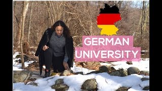 MY THOUGHTS ON GERMAN UNIVERSITY (part 1)
