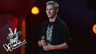 "The Voice of Poland VII - Adam Stachowiak - ""Mamo"" - Przesłuchania w ciemno"