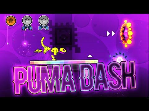 """Puma Dash"" By Izhar {All Coins} | Geometry Dash 2.11"