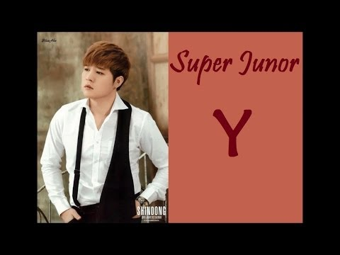 Super Junior - Y (English Sub)