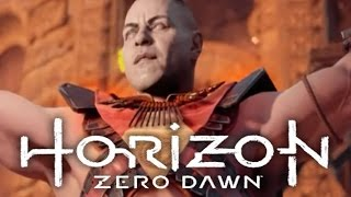 Horizon Zero Dawn-Arena Escape