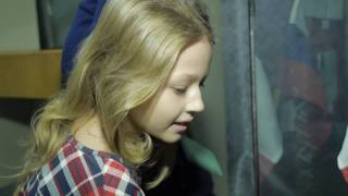 Я участвую в квесте в музее города Кирсанова