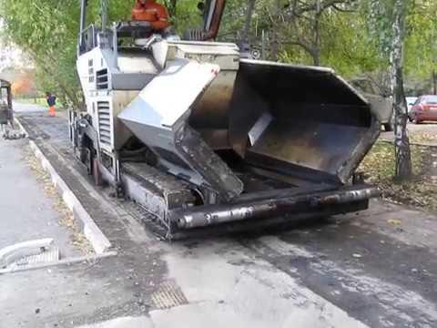 Асфальтоукладчик VOLVO TITAN ABG 5820